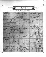 Ann Township, Cottonwood County 1896